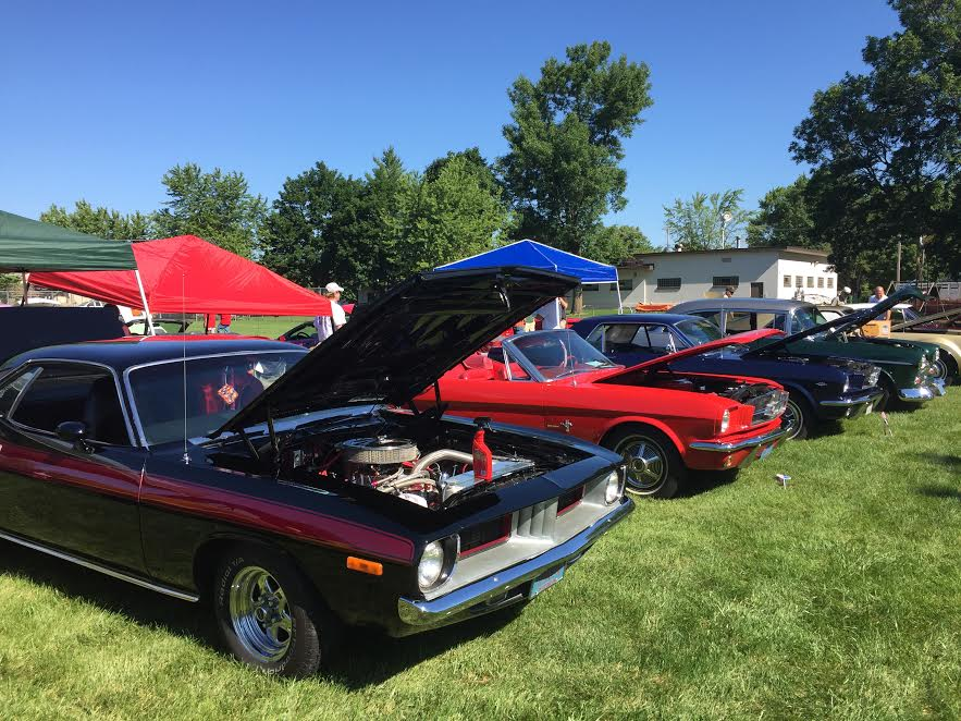 Gillett car show caps off Fourth of July celebration