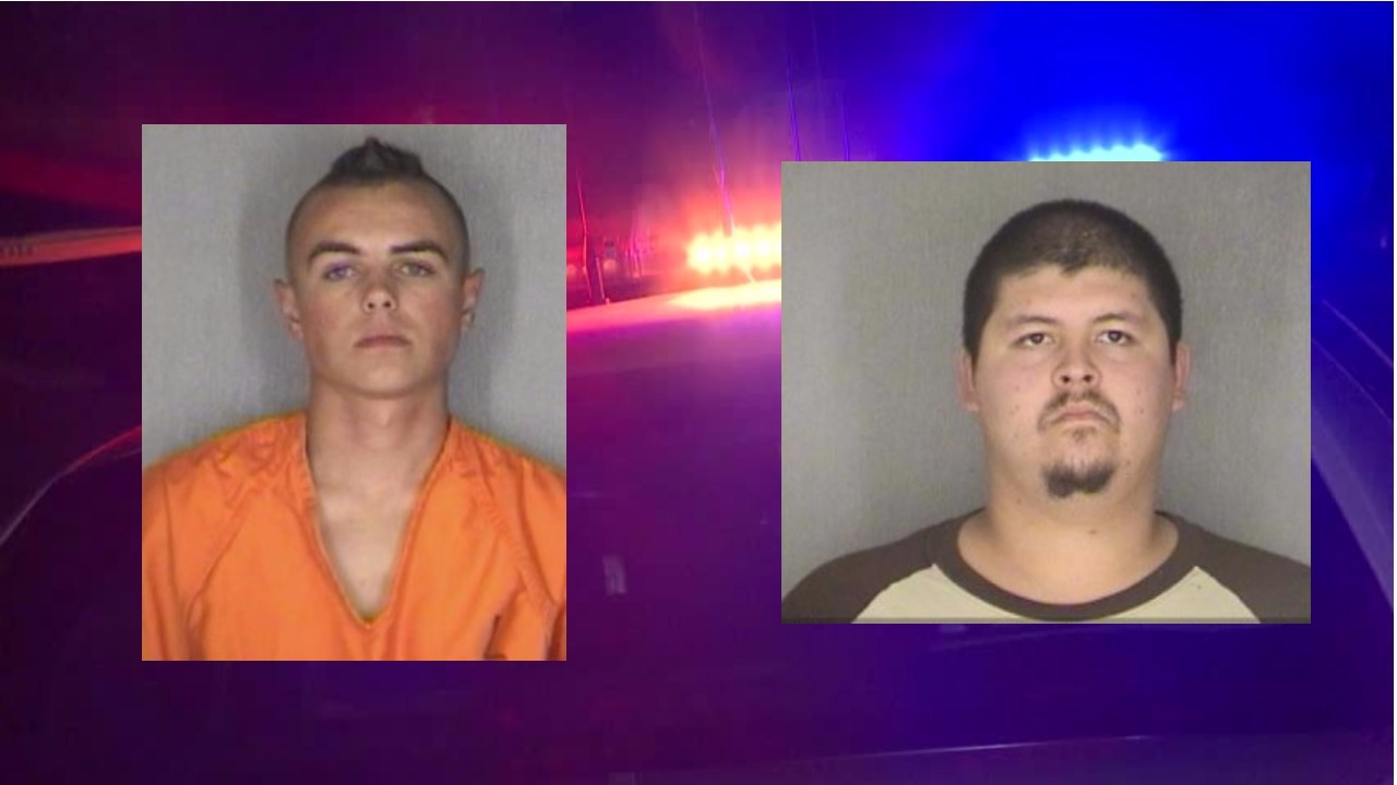 Shawano men facing federal charges in California drug trafficking bust