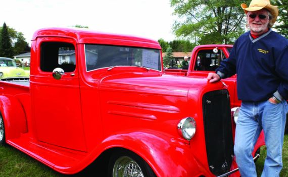 "Car show in Bear Creek to benefit Steve ""Psycho"" Norder and his continued fight"