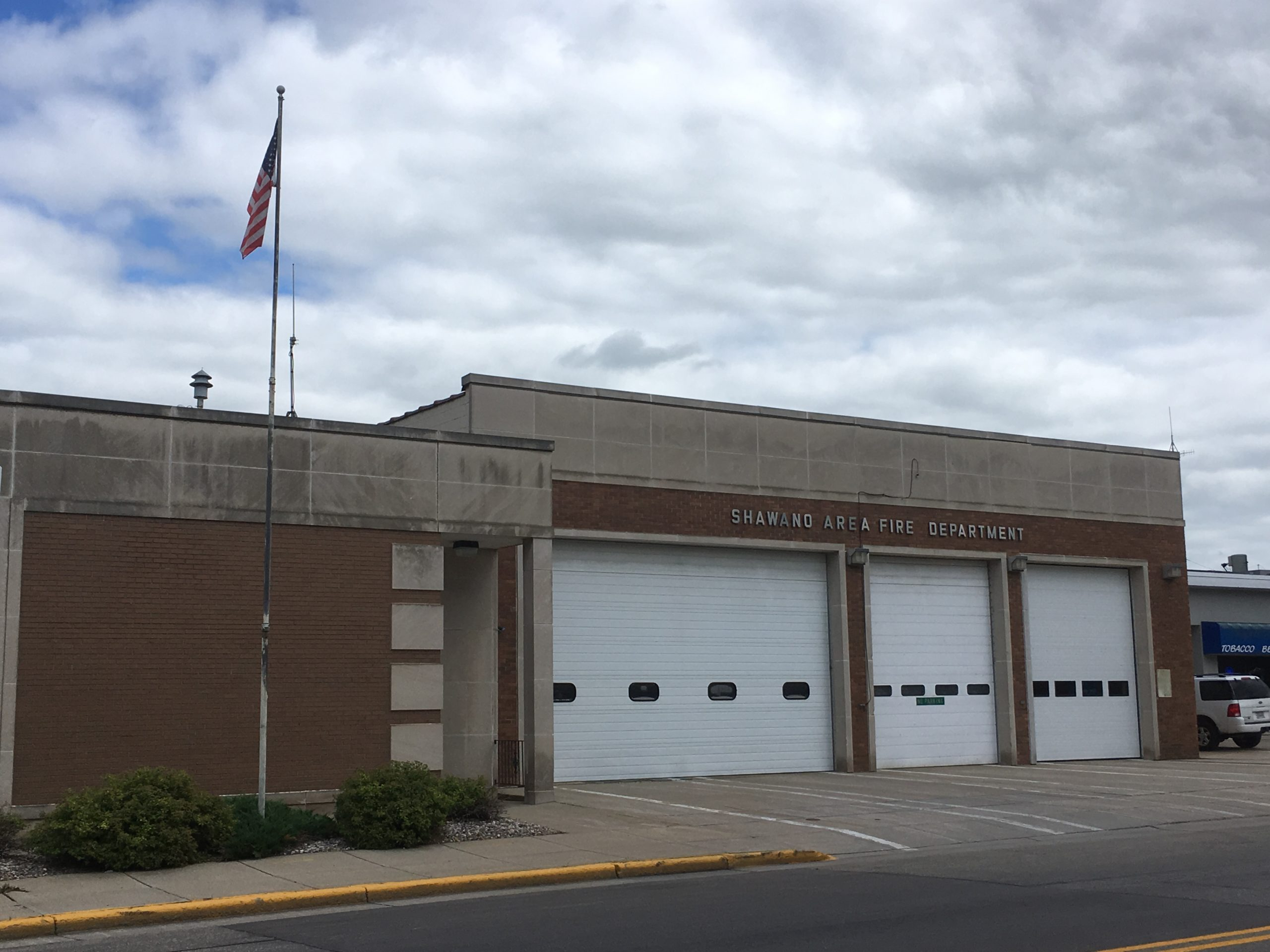 Shawano Fire Department building to receive improvements