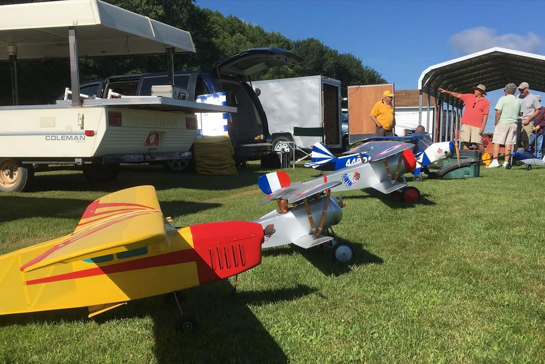 RC Airshow Fly Comes To Shawano