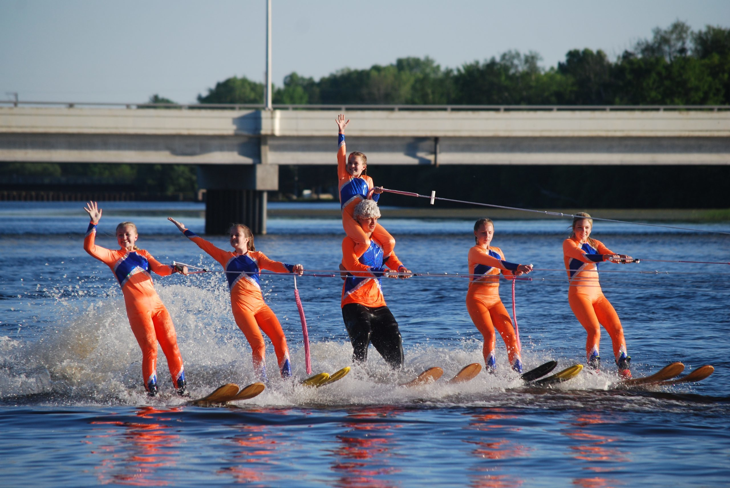 Shawano Ski Sharks Bring Home State Championship