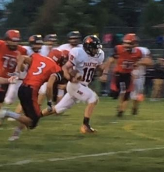 West De Pere Runs Over Shawano