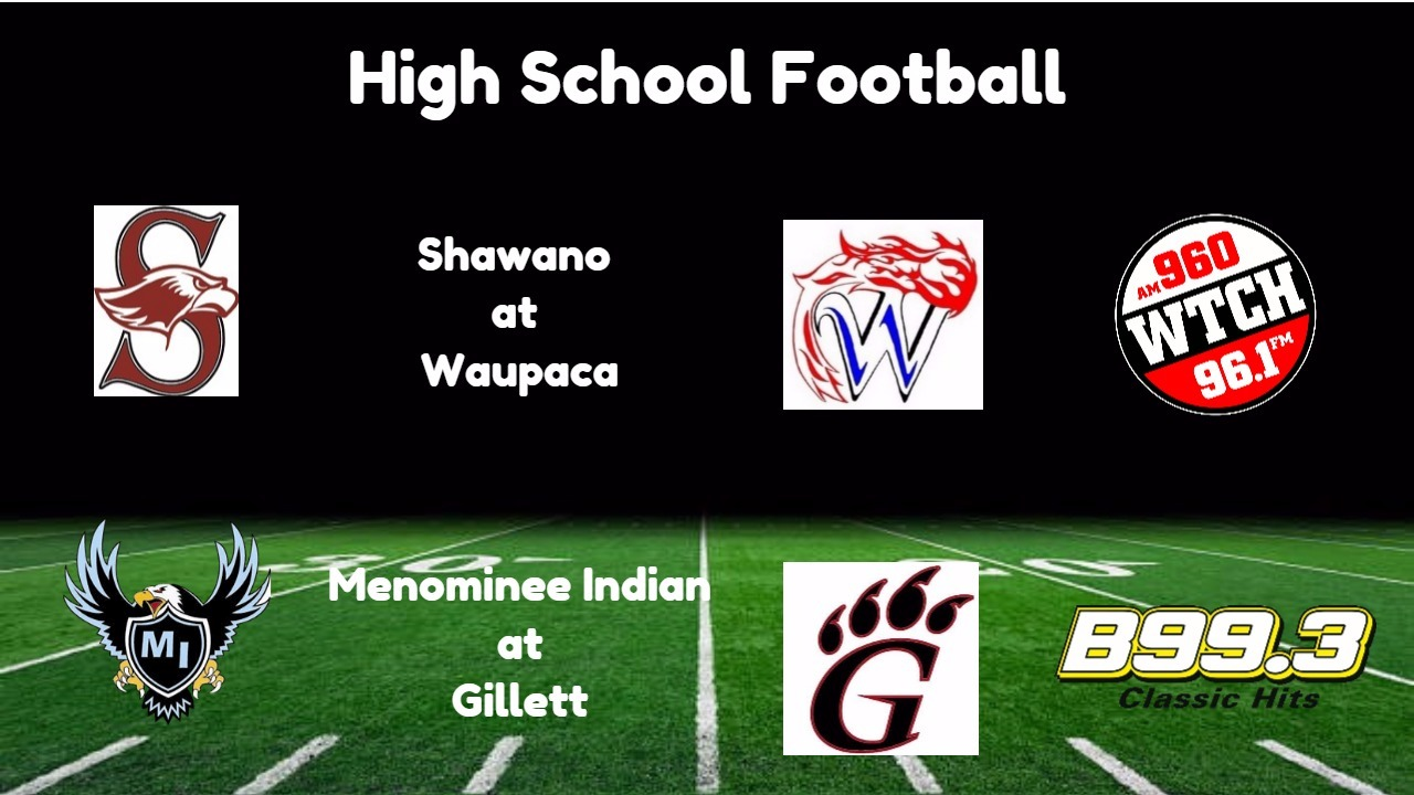 High School Football Broadcasts: Friday, August 25