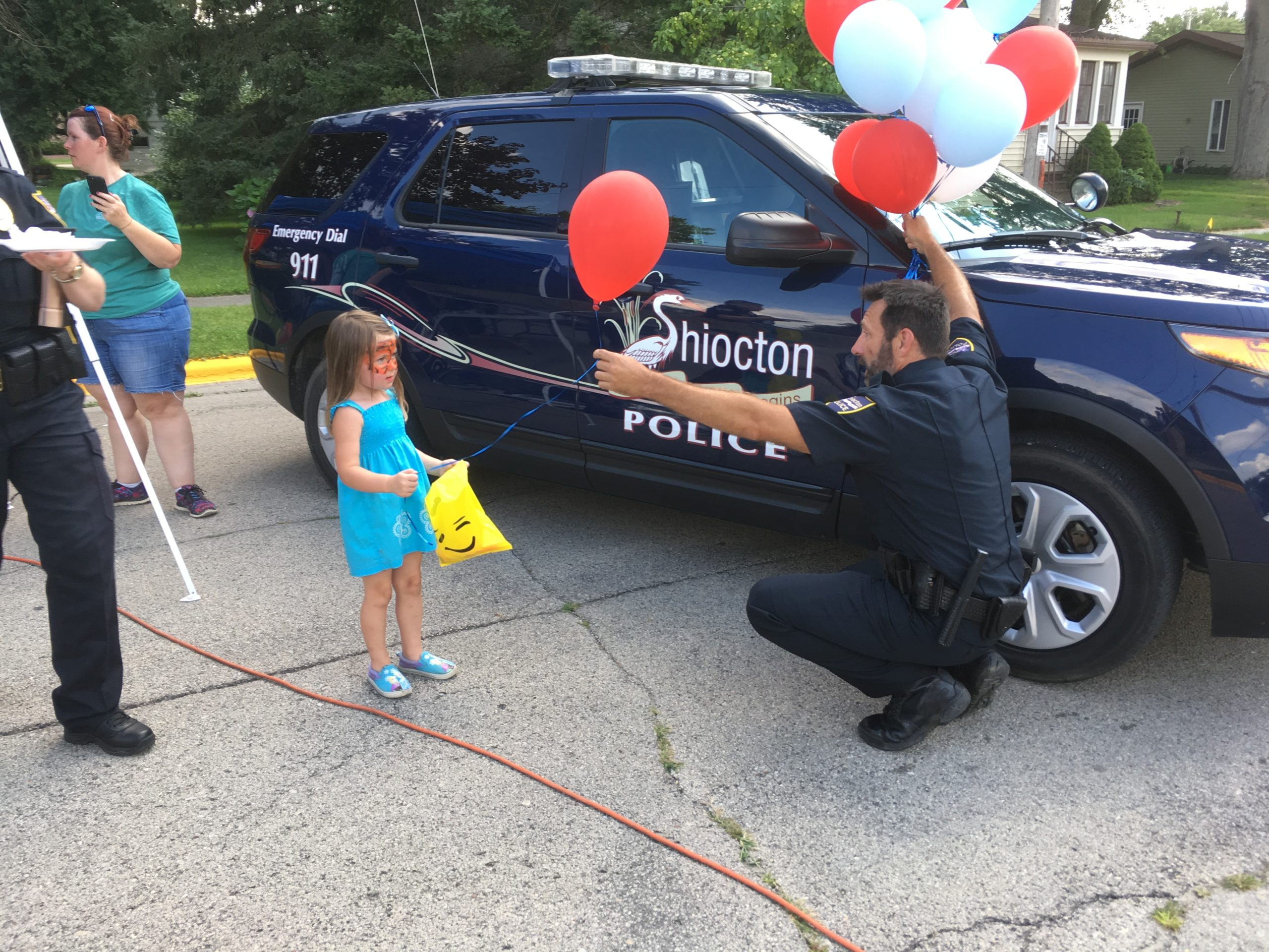 Shiocton celebrates National Night Out
