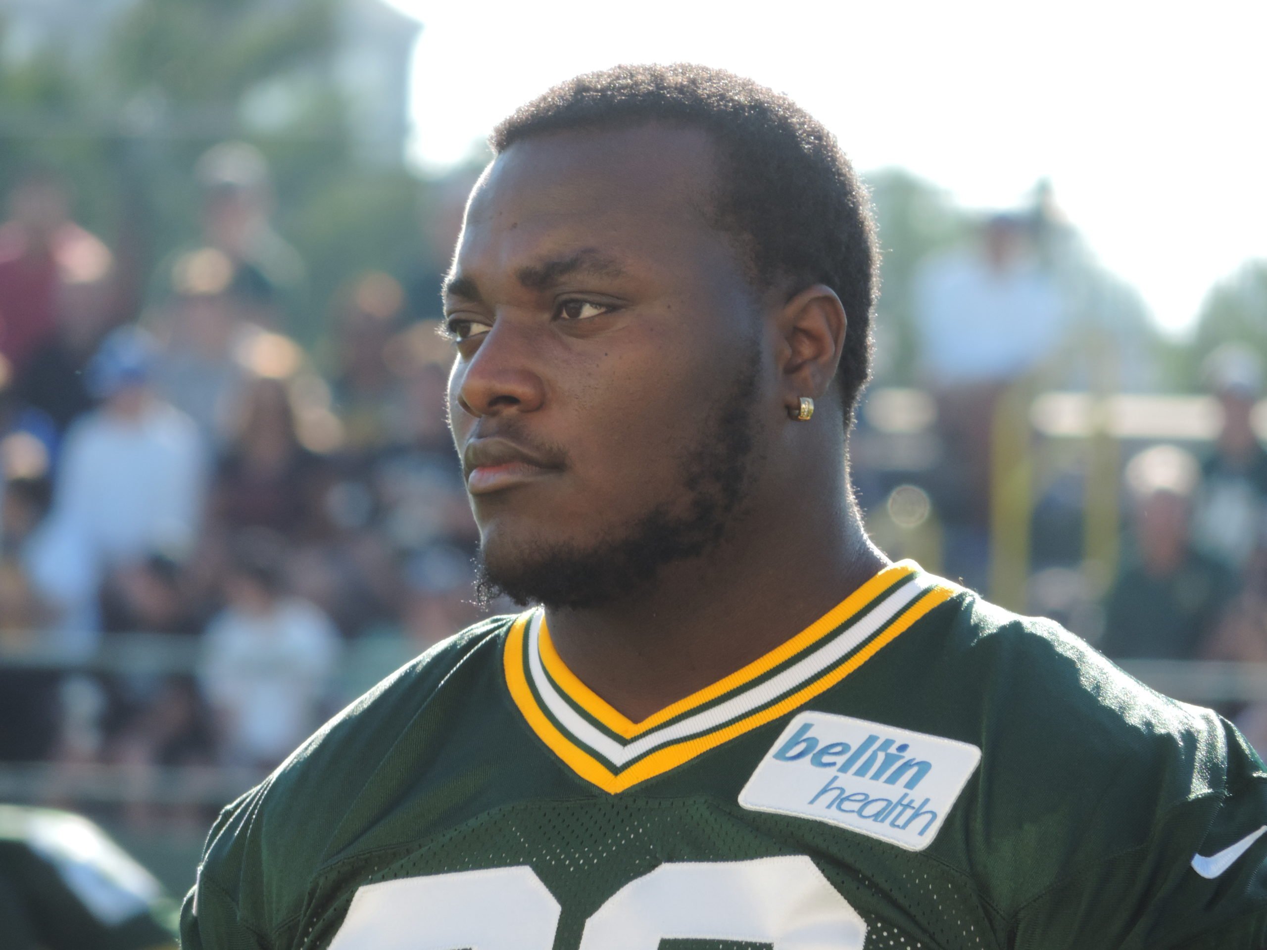 "Packers lose rookie Adams for a few weeks with ""foot injury"""
