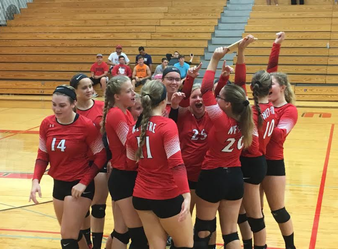 High School Volleyball: Weyauwega-Fremont takes New London Invite, Bulldogs have strong showing