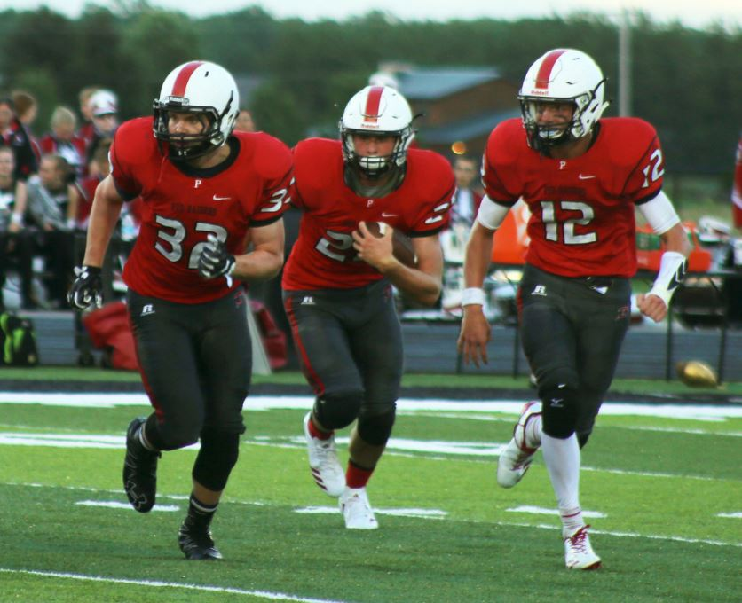 High School Sports Scoreboard Thursday: Pulaski football shuts out Sheboygan South