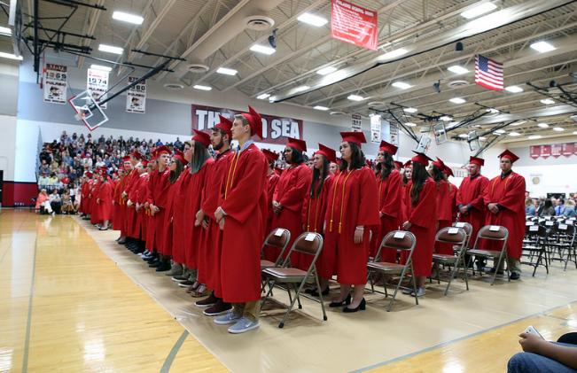 Pulaski High School exceeds state average in college preparedness