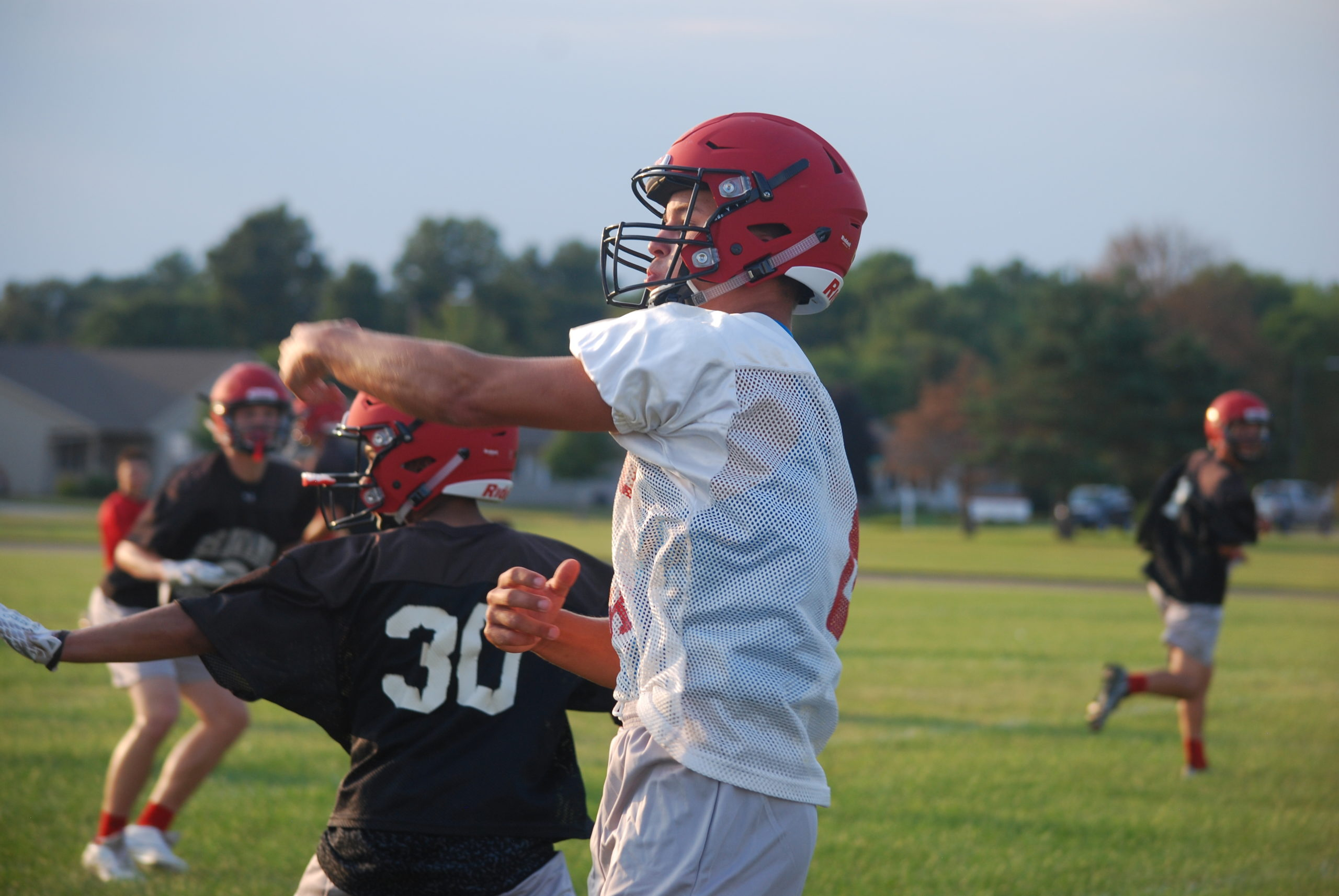 Shawano QB Throws First Touchdowns Of Season, Leads Shawano To Homecoming Win