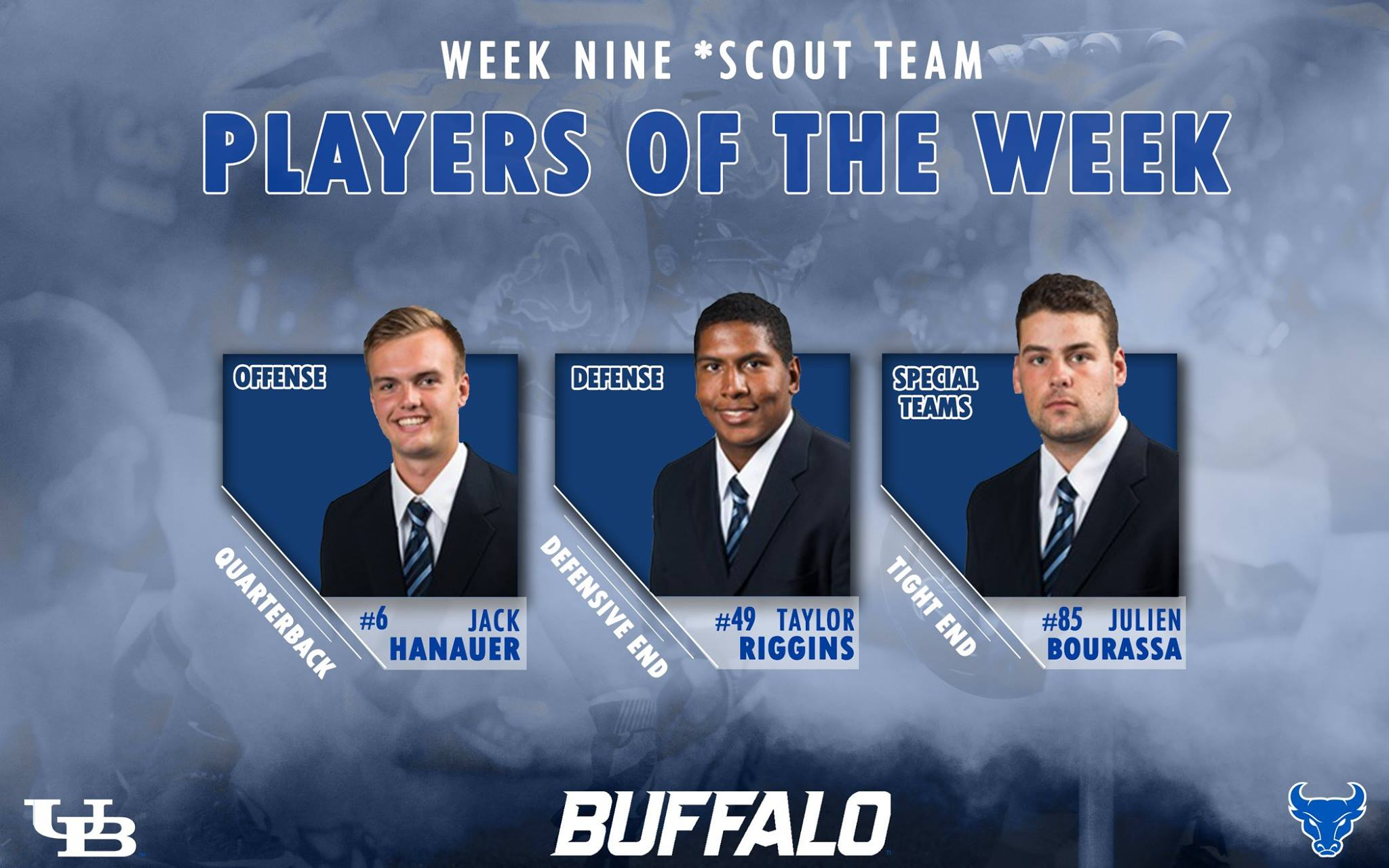 Former Shawano Quarterback named Scout Offensive Player of the Week