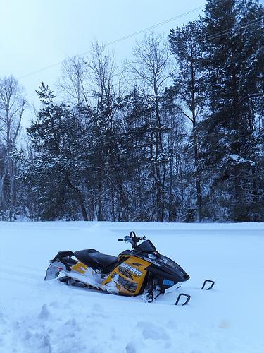 Snowmobile trails still closed