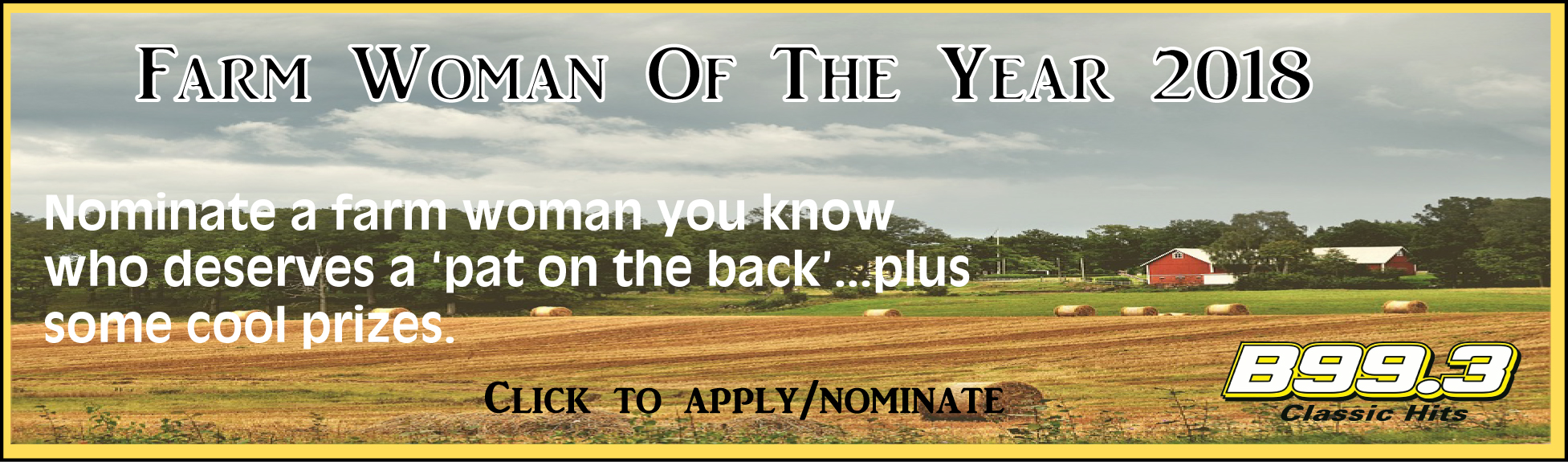 Feature: http://wtcham960.secondstreetapp.com/2018-Farm-Woman-of-the-Year/