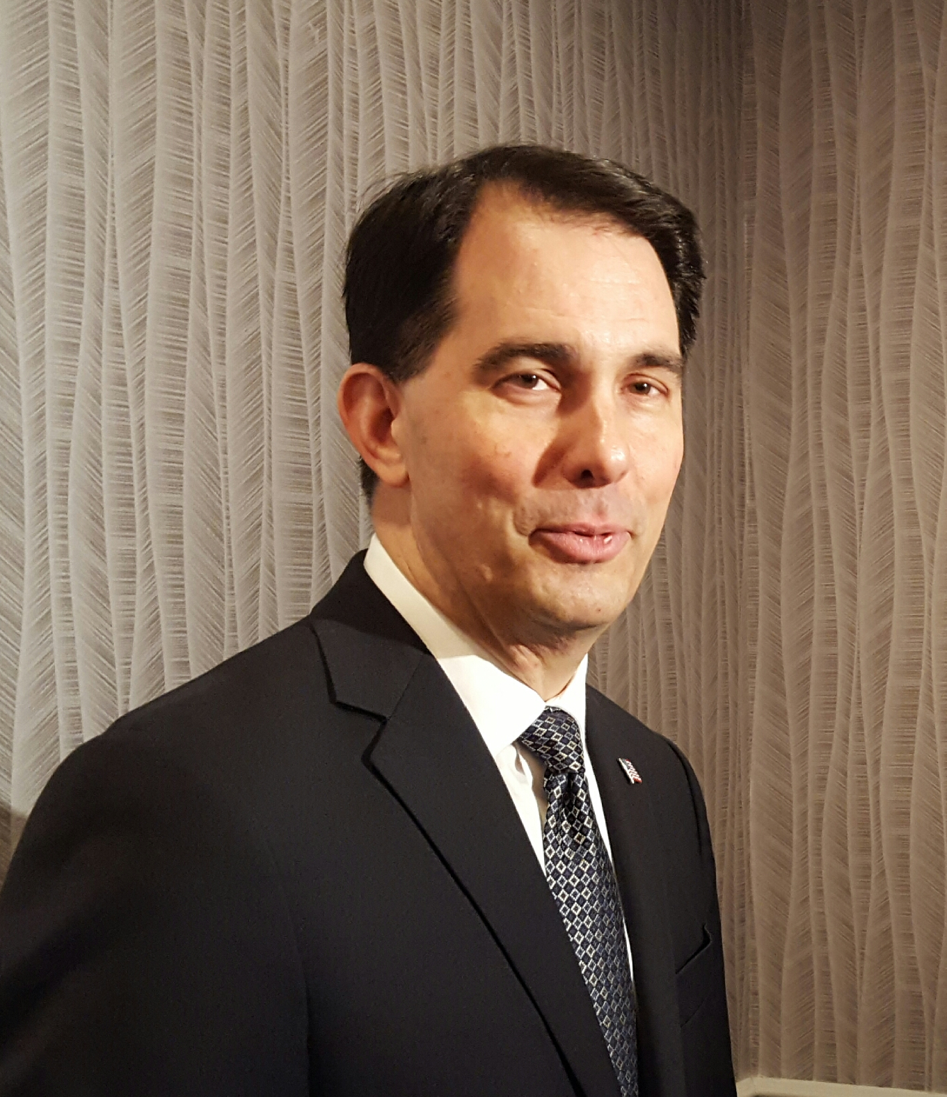 "Governor Walker will be in New London for ""Take Your Governor to Work Day"""