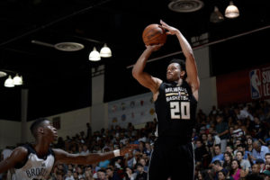 Bucks acquire help at Center, send Vaughn to Brooklyn