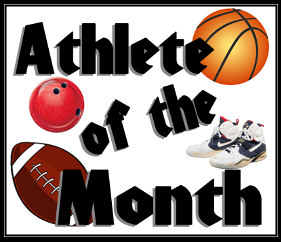 Athletes Of The Month-10/12/2017