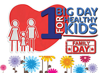 One Big Day for Healthy Kids Saturday-Free Bike Helmets to be Given Away