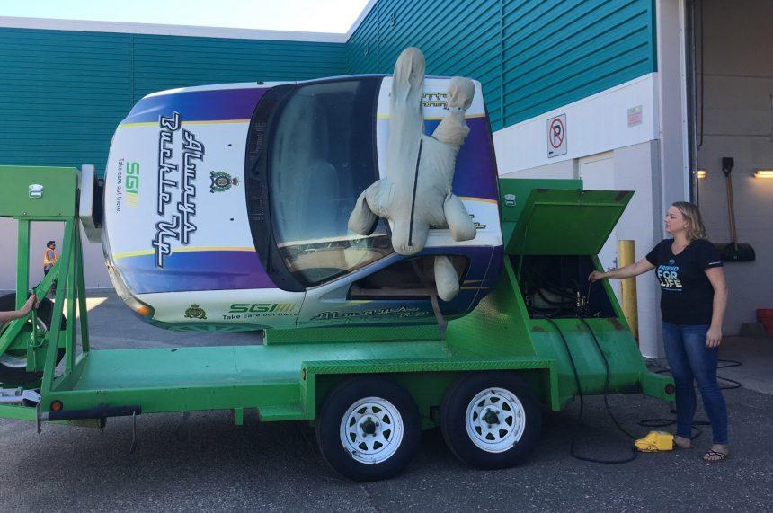 Saskatchewan's seatbelt laws turn 40