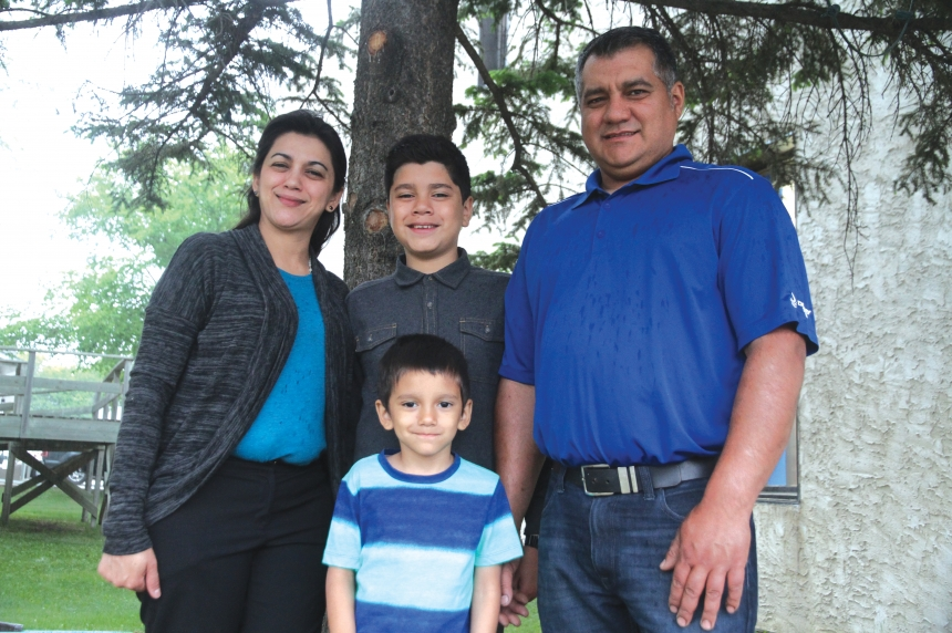 Moosomin raises money for family facing deportation