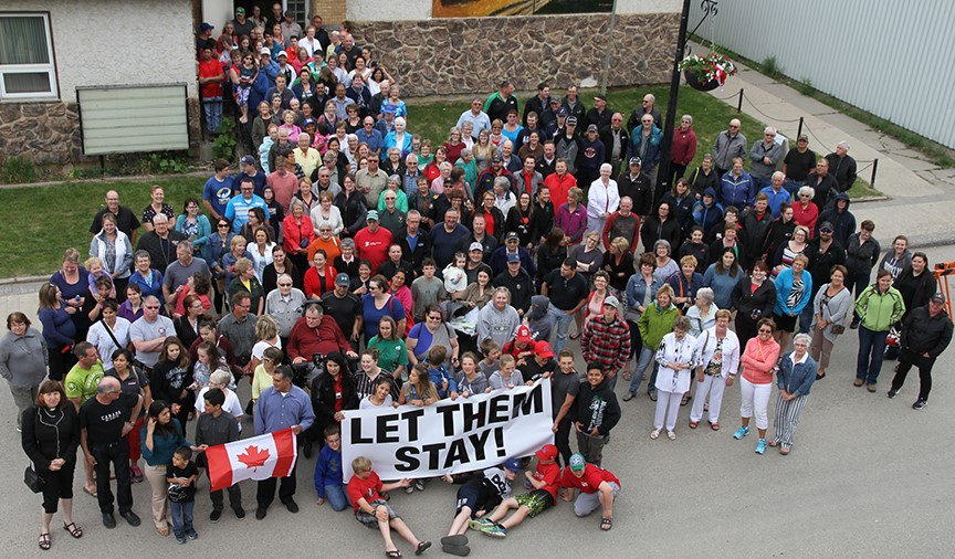 Moosomin family wins fight to stay in Canada – for now