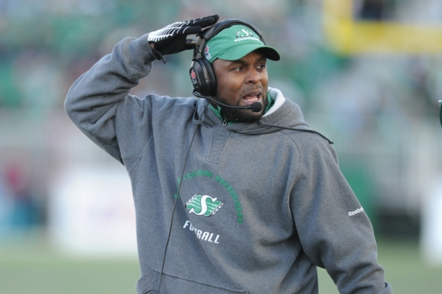 Corey Chamblin returns to Sask. for first time since firing