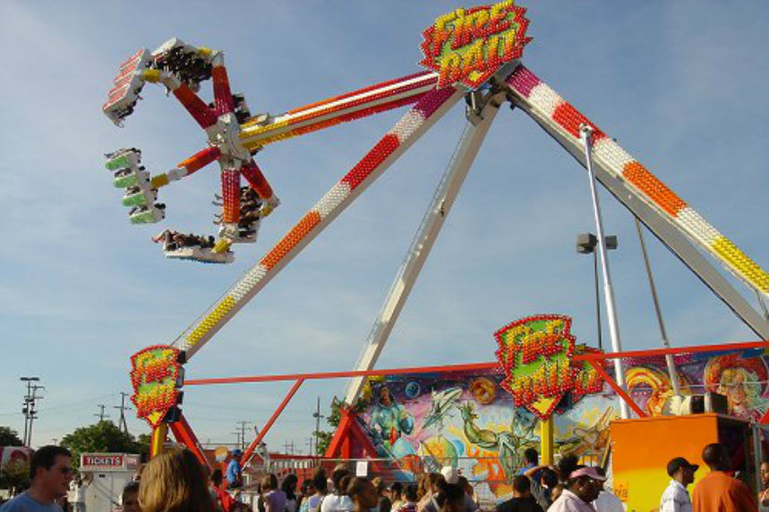 Fire Ball ride pulled from Saskatoon, Regina fairs