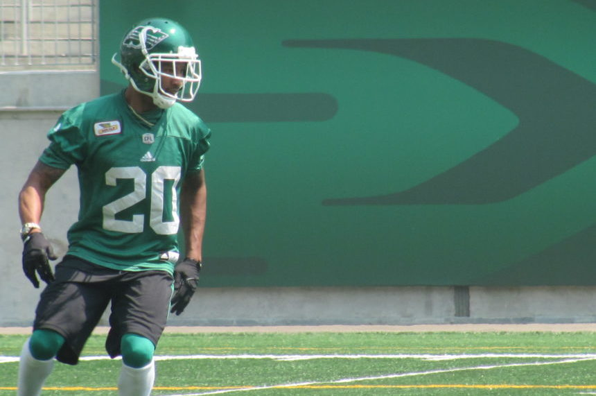 Age nothing but a number for Riders' A.J. Jefferson
