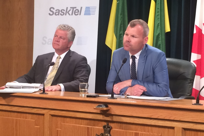 Potential partnerships for SaskTel still being discussed