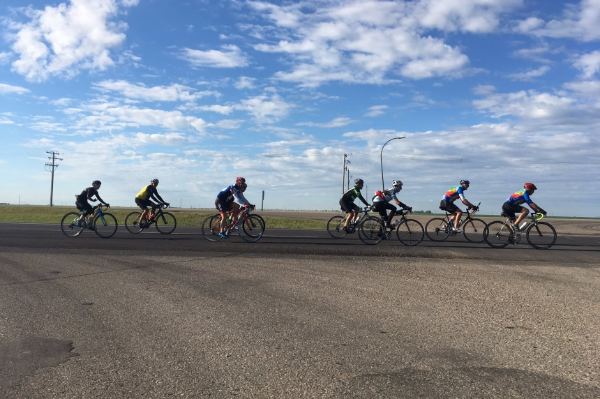 Regina cyclists ride to end mental health stigma