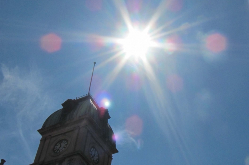 Heat warning to last until Saturday for Regina, south Sask.