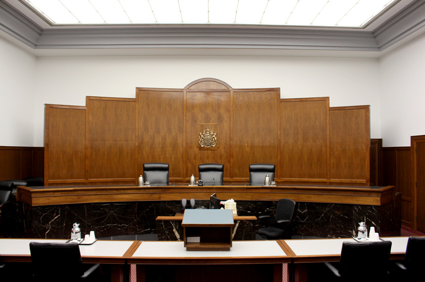 SCOC grants acquittal for Regina woman who slept with minor