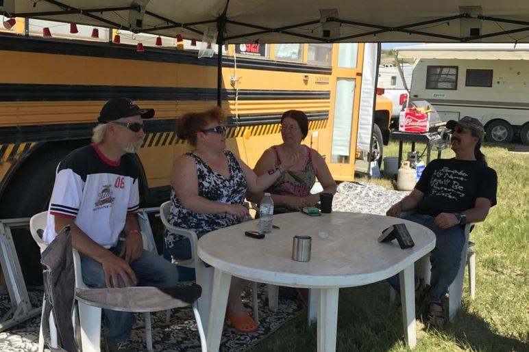 Craven music festival veteran reflects on 12-year friendship