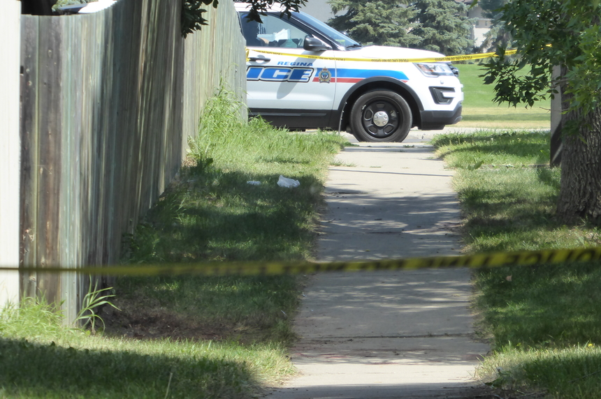 Regina police investigate death on pathway