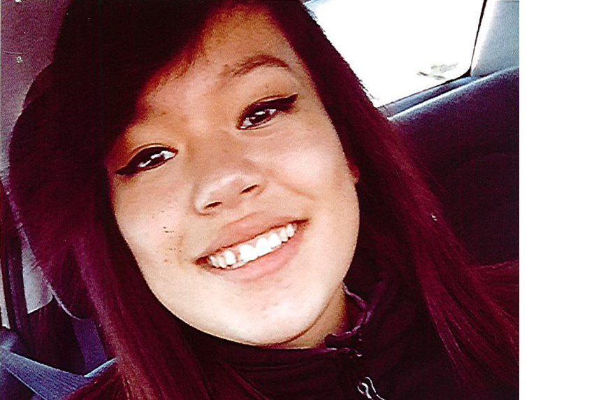 Regina police look for missing 14-year-old girl