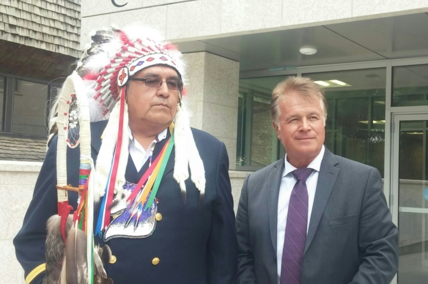 More Sask. First Nations send their finances to Ottawa