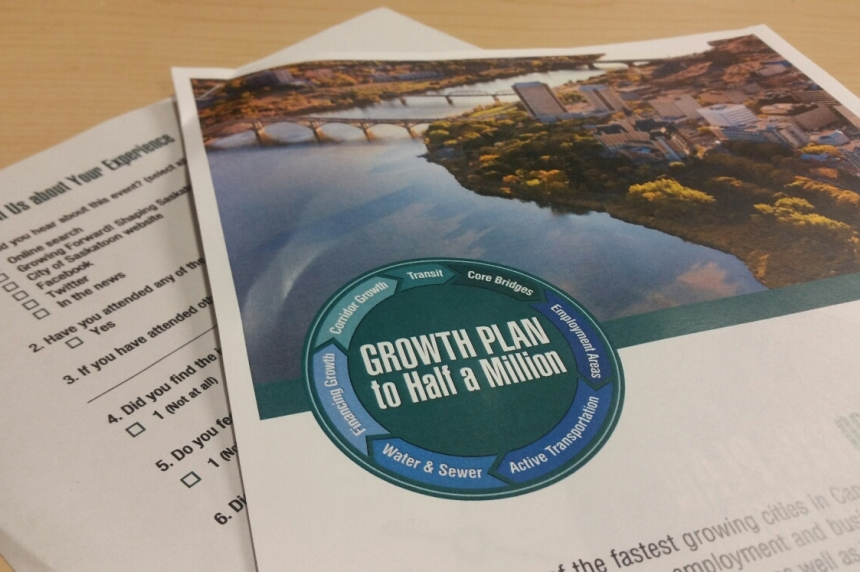 City of Saskatoon holds consultations for growth plan