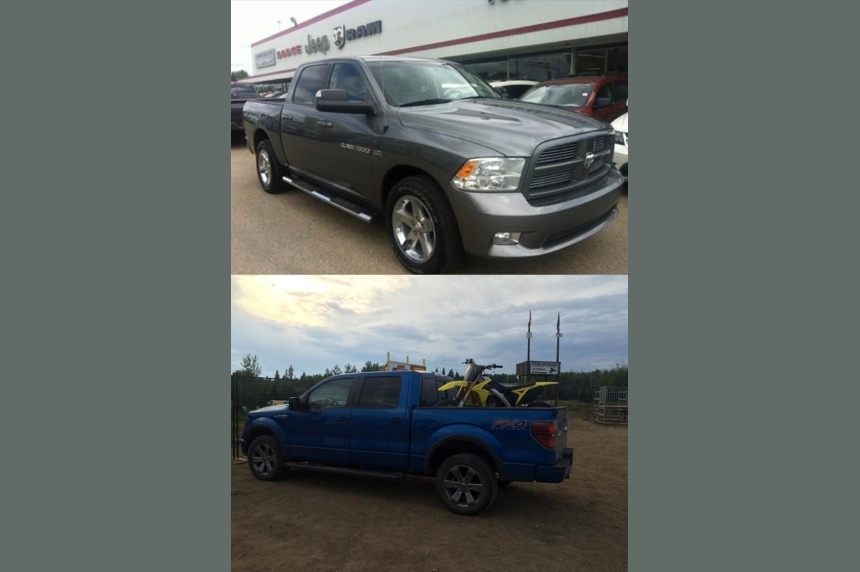 'A punch in the gut': Fort McMurray woman speaks out on Saskatoon vehicle thefts