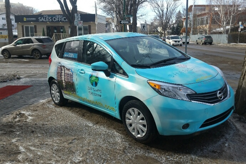 New Saskatoon condo offers first-of-its-kind carshare program