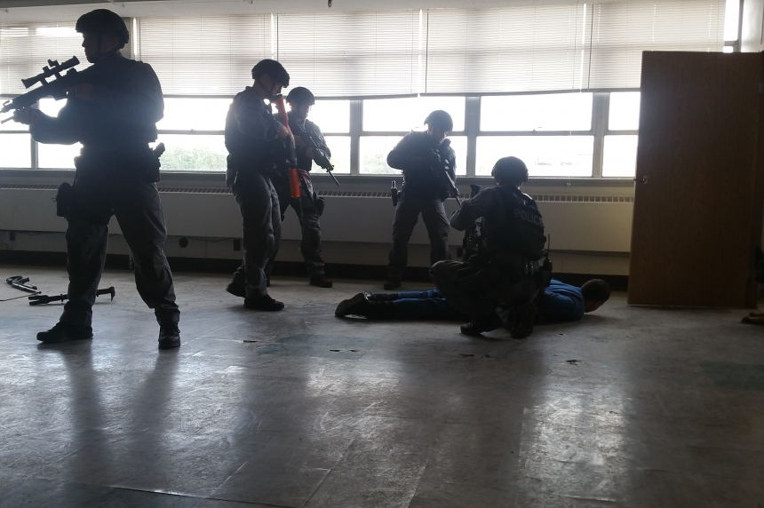 Saskatoon police report increase in use of tactical unit