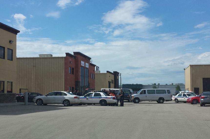 Police arrest 2 in escape attempt at Saskatoon Correctional Centre
