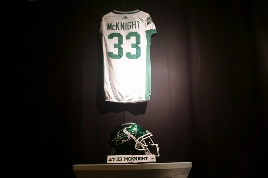Roughriders hold private memorial for Joe McKnight