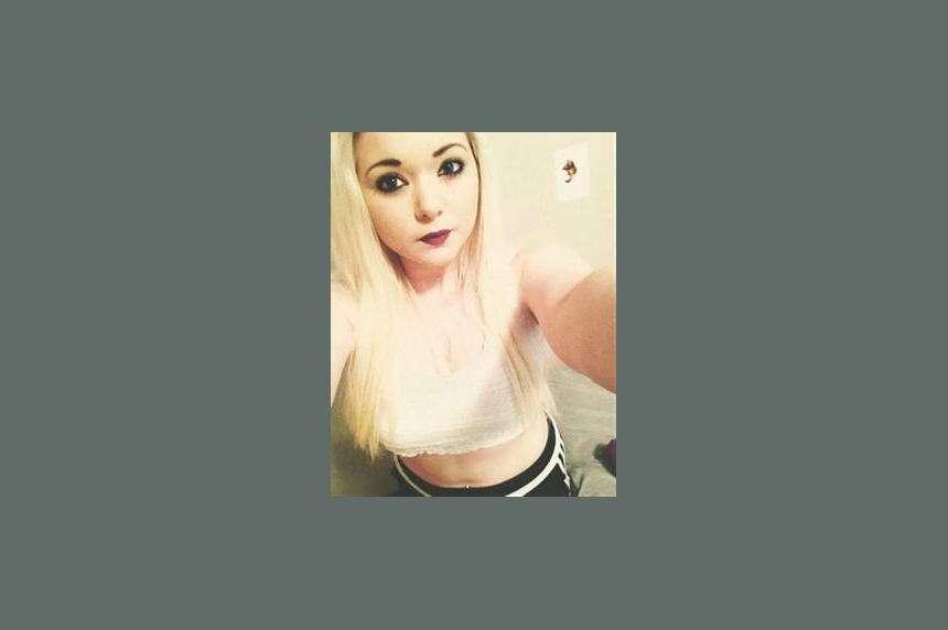 Teen girl missing in Regina
