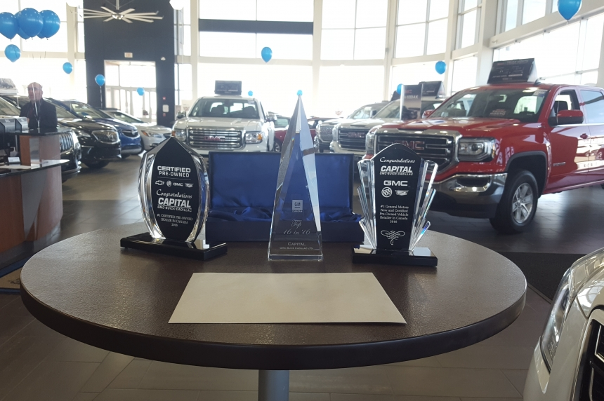 Car dealer recognized with national awards