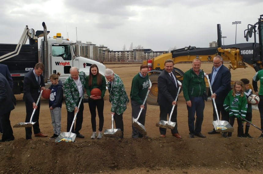 U of S breaks ground on Merlis Belsher Place