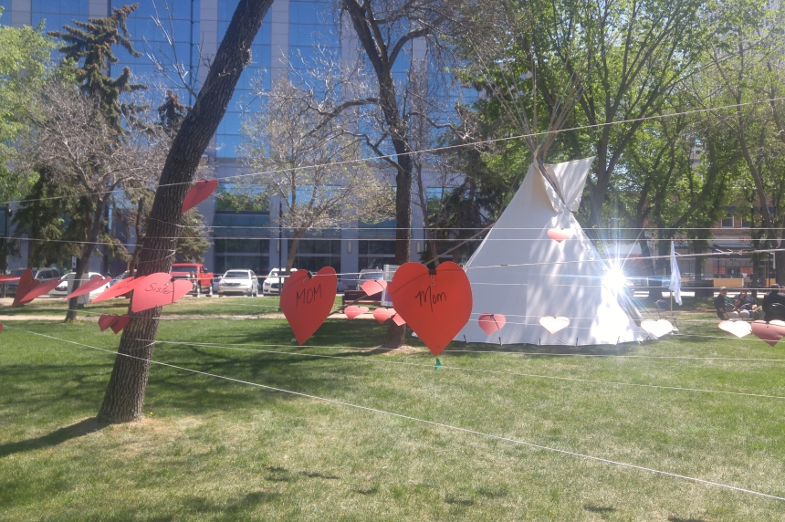 Hearts in the Park tackles Sask. high domestic abuse rates