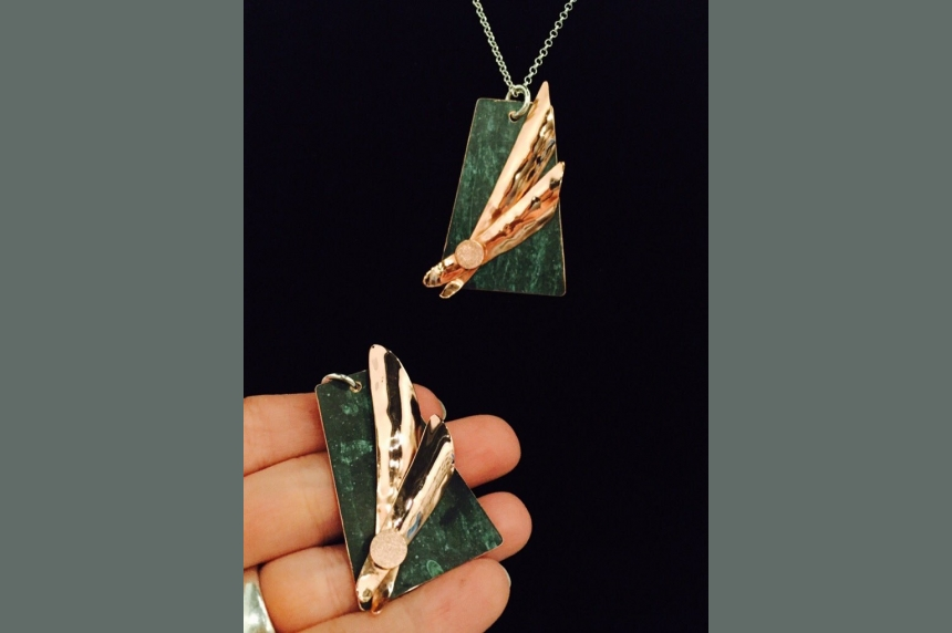 Regina jeweller using copper from the Sask. legislative building dome