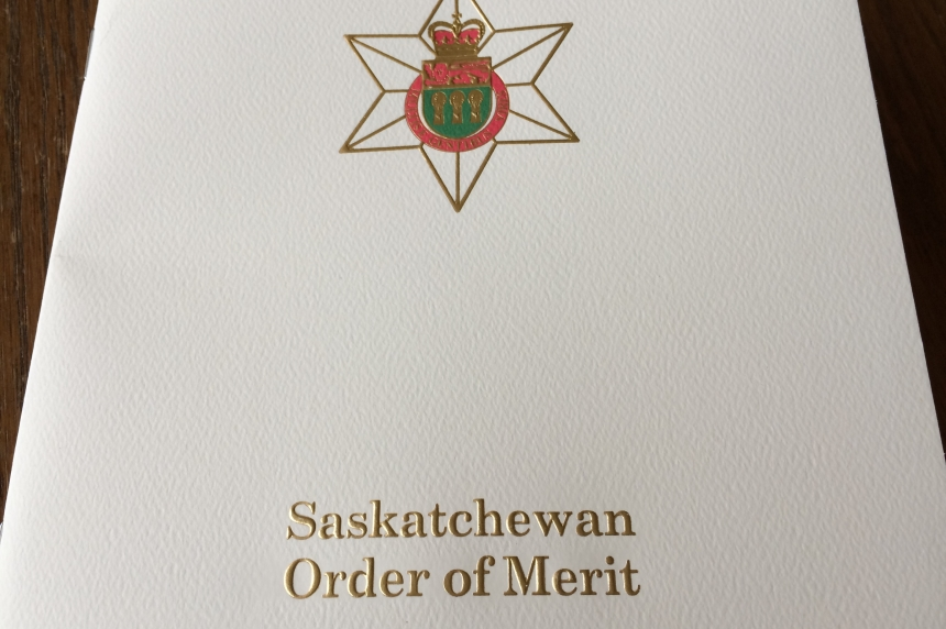 10 citizens awarded Saskatchewan Order of Merit