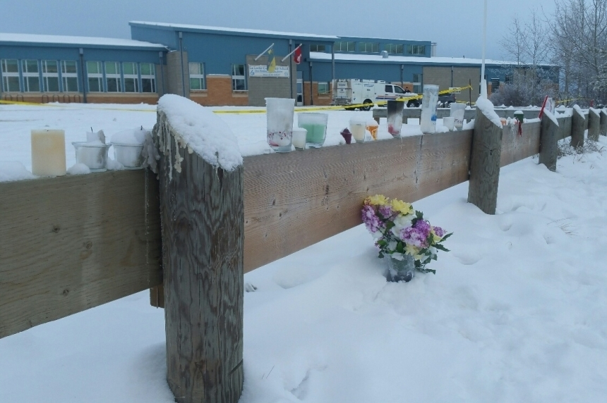 Sister of shooting victim demands more help for La Loche