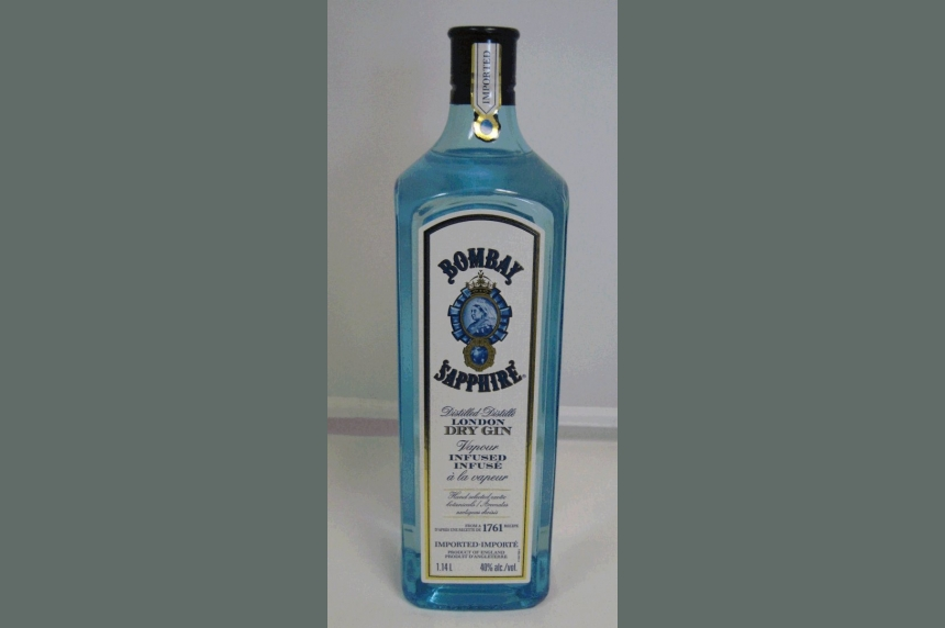 Gin recalled for containing too much alcohol