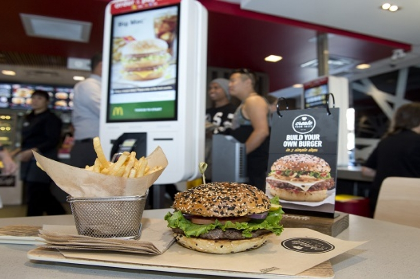 Changes to McDonalds' restaurants focused around 'emotional connection'